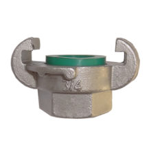 Female coupling made of stainless steel