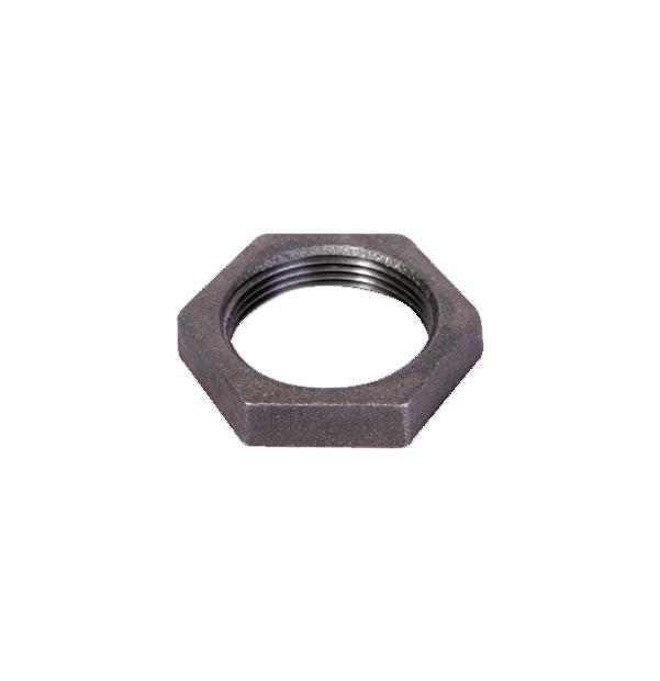 NO 310 - ISO/EN P4 backnut black