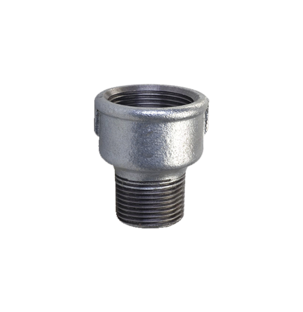 NO 246 - ISO/EN M4 socket reduced F x M zinc plated