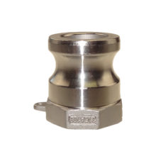 Camlock male adapter with female thread type AF