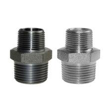 Doppelnippel reduziert Nr. 34a aus Stahl
