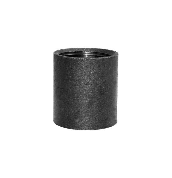 Socket made of steel black