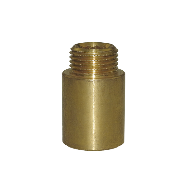 Tap extension made of brass