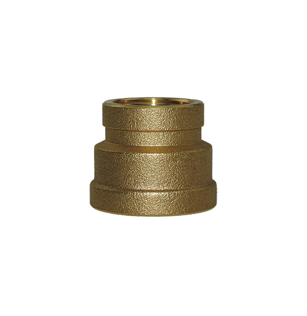 Socket reduced made of brass
