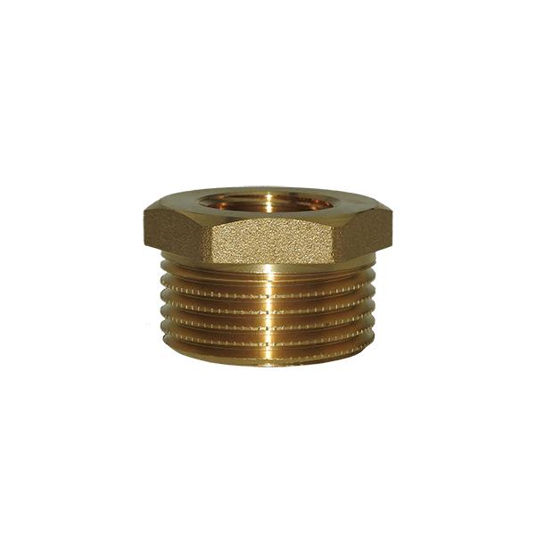 Bush reduced made of brass