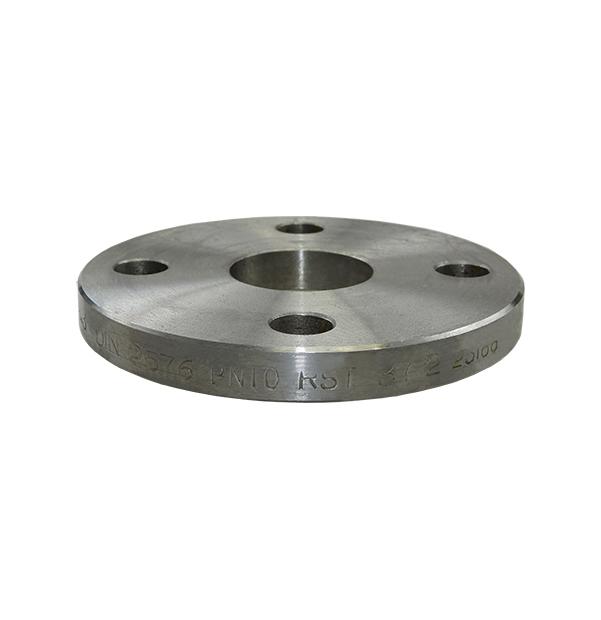Smooth flange EN 1092-1 Typ 01 (DIN 2573 / 2576)