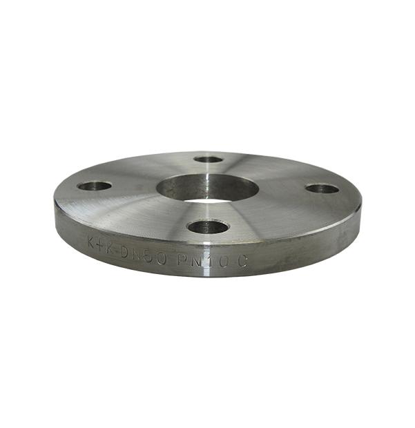 Lapped flange EN 1092-1 Typ 02 / 04 (DIN 2641 / 2642 / 2655 / 2656)