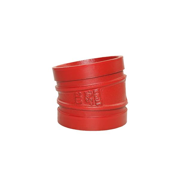 Nut-Bogen 11,25° Nr. 105 rot