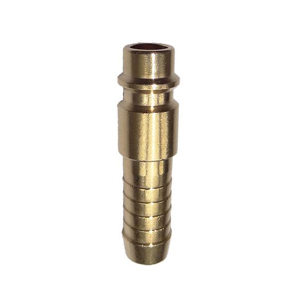 Stecknippel-Schlauchtülle DN 7.2 aus Messing