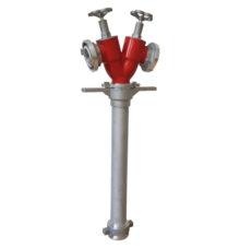 Storz-Hydrantenstandrohr
