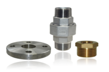 Threaded and welding fittings